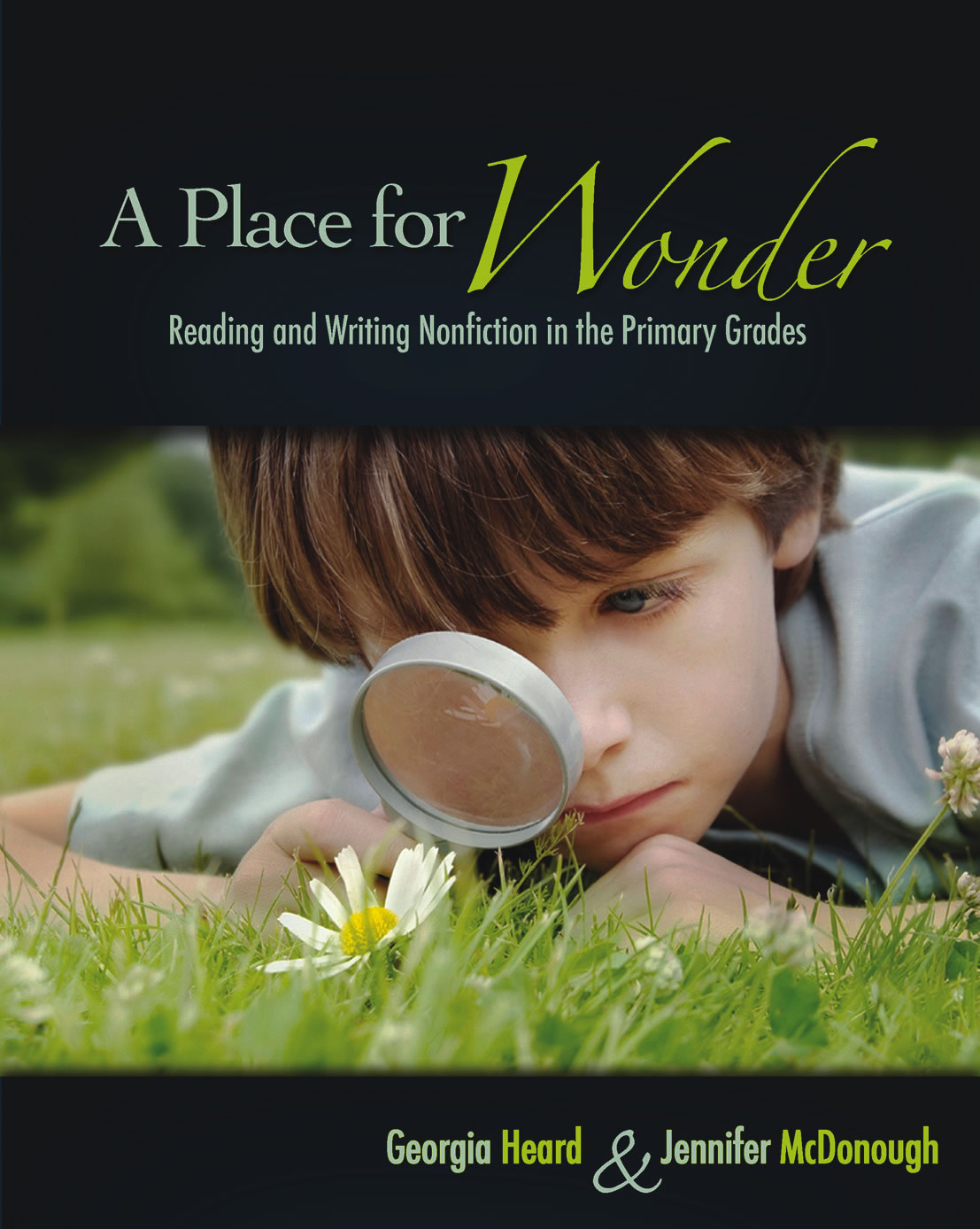 A Place for Wonder | Stenhouse Publishers