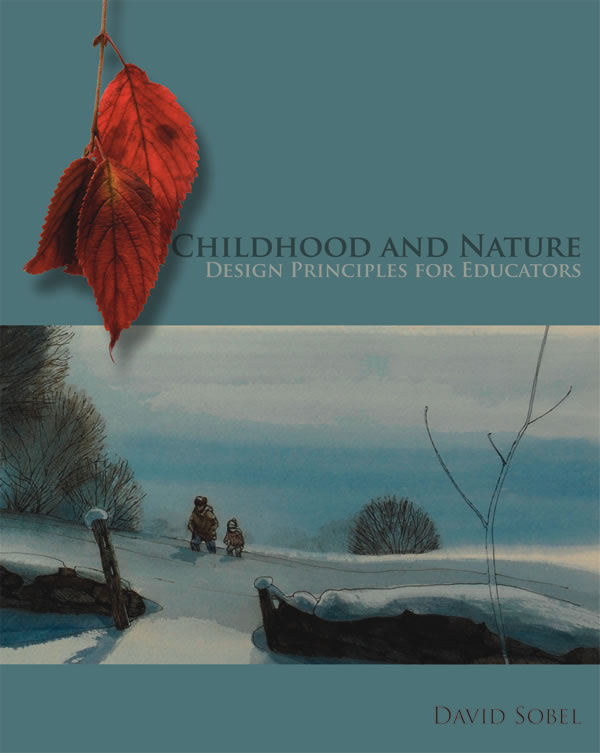 childhood and nature stenhouse publishers