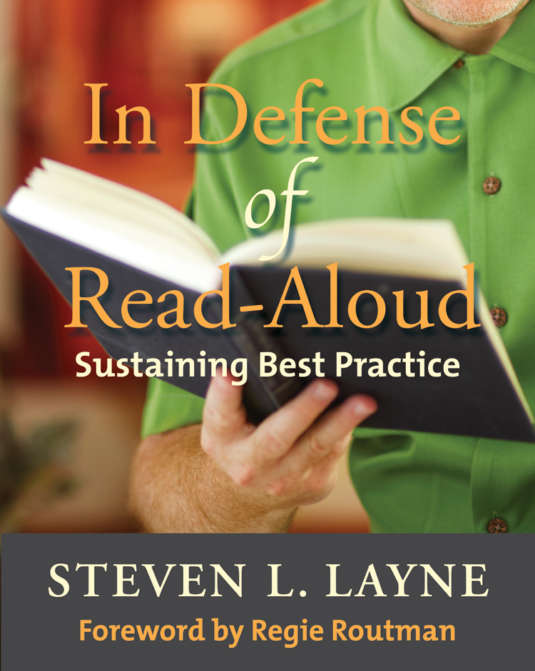 In defense of read aloud stenhouse publishers preview the book fandeluxe Images