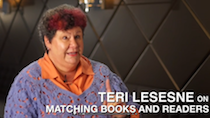 Teri Lesesne on Matching Books and Readers